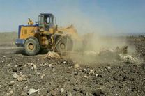 ۹۰ هزار متر از اراضی دولتی در شهرستان گنبدکاووس در ماه جاری رفع تصرف شد