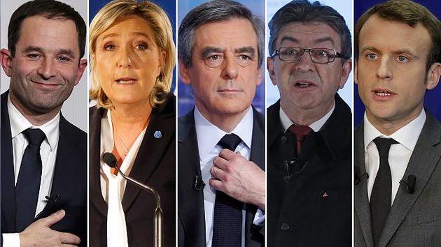 افکار عمومی فرانسه با مشکلات اقتصادی و امنیتی مواجه است