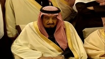رایزنی پادشاه عربستان با برهم صالح