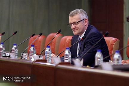 نشست مشترک کمیسیونر کشاورزی اتحادیه اروپا با وزیر جهاد کشاورزی
