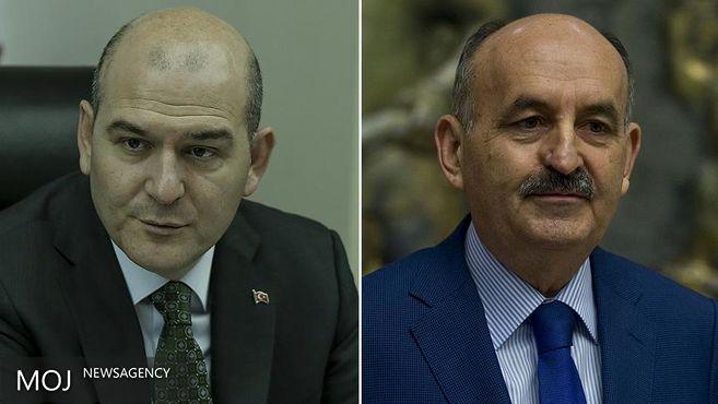سونامی برکناری در ترکیه به هیات دولت رسید