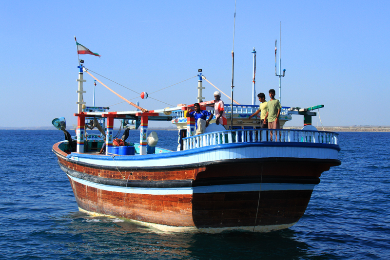 شرایط دریا برای تردد شناورها مساعد است