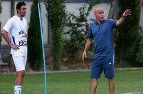 منصوریان هافبک استقلال را در اختیار باشگاه قرار داد
