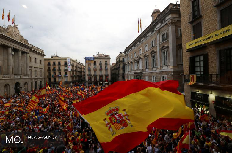 بورس اسپانیا سقوط کرد