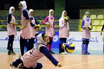 ۳ دختر مازندرانی در اردوی آماده سازی تیم ملی والیبال نوجوانان