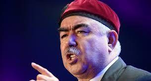 ژنرال دوستم: دولت اشرف غنی مقصر است