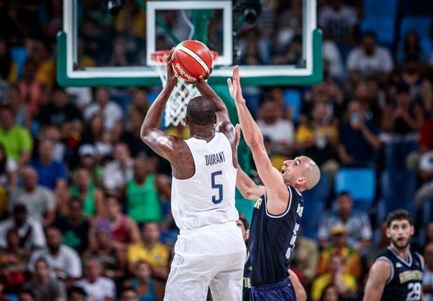 تیم ملی آمریکا به نیمه نهایی رسید