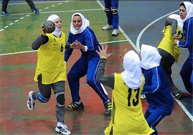 نتایج هفته ششم لیگ برتر هندبال زنان مشخص شد