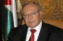 مقامات فلسطینی تسلیم باج خواهی دولت آمریکا نخواهند شد