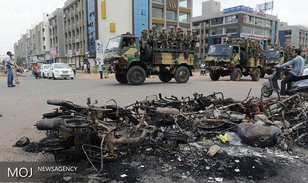 حکم حبس ابد برای ۱۱ نفر در هند به دلیل مشارکت در کشتار مسلمانان