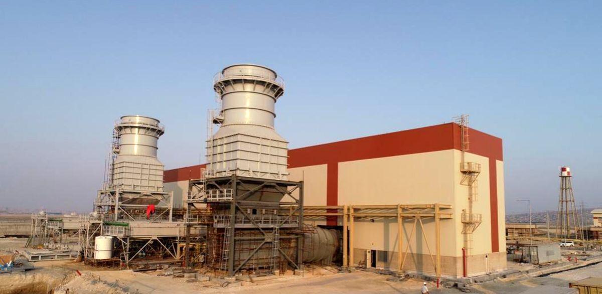 رشد ۵۵ درصد ظرفیت نیروگاه های هرمزگان
