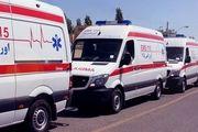 خدمات رسانی به 725 زائر اربعین توسط اورژانس 115 هرمزگان