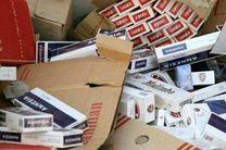 کشف 40 هزار نخ سیگار قاچاق در قائمشهر