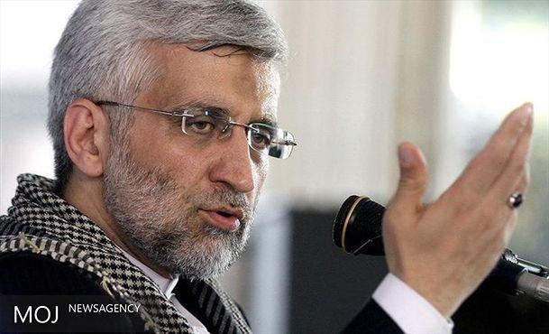 ماهیت جمهوری اسلامی به هیچ کس اجازه کوتاه آمدن برابر استکبار را نمیدهد