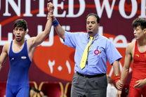 کشتی آزاد قهرمانی آسیا/ چهار نماینده ایران با برد آغاز کردند