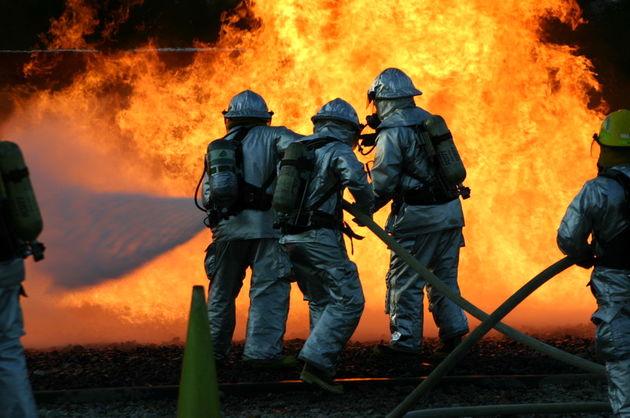 آتش نشانی جزو مشاغل سخت و کسری خدمت نظام وظیفه منوط به اذن فرمانده کل قوا شد