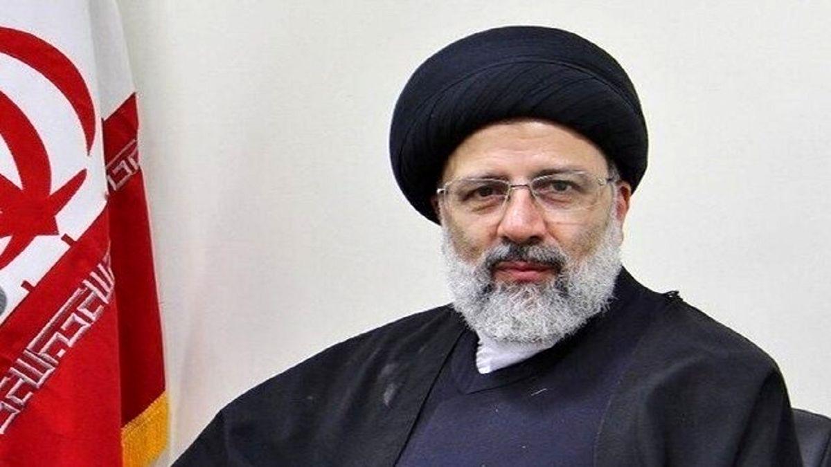 حجت الاسلام رئیسی یک قانون مصوب مجلس را ابلاغ کرد