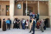 ۶۵ هزار گردشگر از بیت تاریخی امام(ره) در خمین بازدید کردند