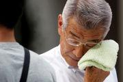 گرمای بی سابقه جان 57 نفر را در ژاپن گرفت