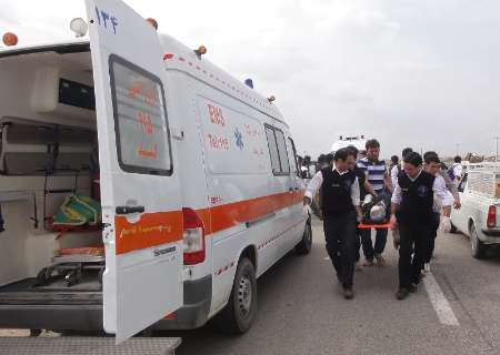 رشد 16 درصدی آمار مأموریتهای حوادث شهری کرمانشاه