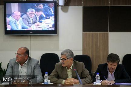 نشست وزیر پیشنهادی راه و شهر سازی با اعضای اتاق بازرگانی ایران