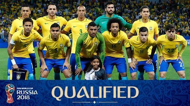 بازیکنان برزیل ملزم به یادگیری زبان و فرهنگ روسی شدند