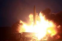 واکنش موشکی کره شمالی به مانور نظامی آمریکا و کره جنوبی
