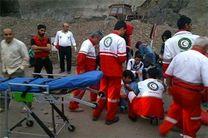 امدادرسانی به 576 حادثه دیده در هفته نخست اردیبهشت ماه