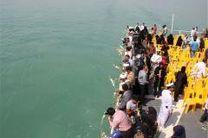 تشریح بازدیدهای راهیان نور دریایی سال 96 توسط ناوسالار کاتبی