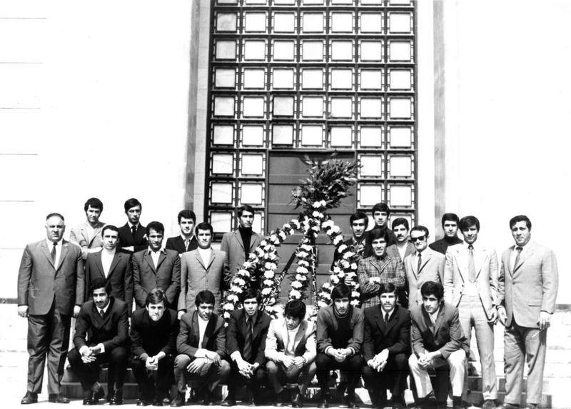سالگرد اولین قهرمانی استقلال در جام باشگاه های آسیا