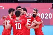 نتیجه بازی تیم ملی والیبال ایران و ونزوئلا/ ایران 3 ونزوئلا 0