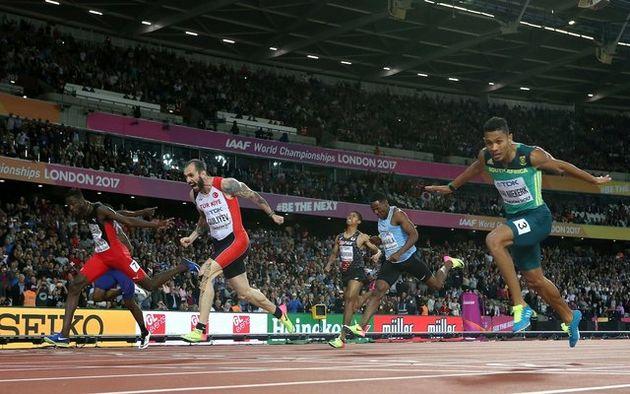 دونده ترک قهرمان دوی ۲۰۰ متر جهان شد