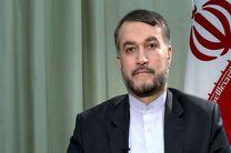 تاکید عبداللهیان بر تشکیل دولت فراگیر در افغانستان