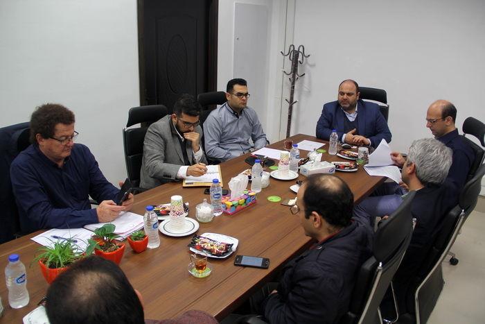 راه اندازی گذر فرهنگ و هنر در میدان شهرداری رشت