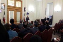 ظریف یک خبرنگار حرفه ای و تمام عیار است