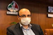 امیدوارم رکورد تعداد سهمیه های ورزش ایران در المپیک توکیو شکسته شود