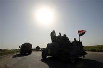 نیروهای عراقی از چند محور وارد الخالدیه شدند