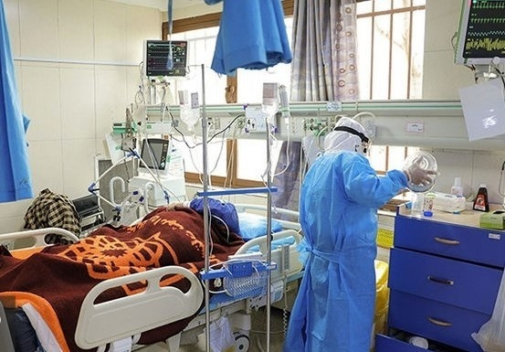 بیمارستانهای کرمانشاه پذیرای 62 درصد از مبتلایان به کرونا در استان بودهاند