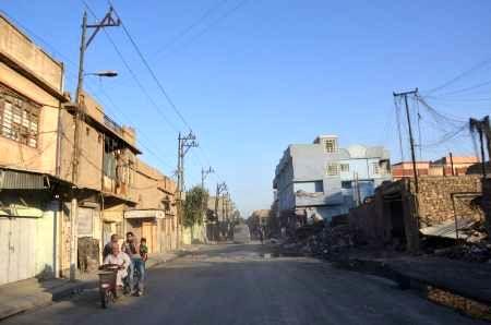 موصل؛ یک روز بعد از داعش و دوباره زندگی