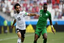 تساوی مصر و عربستان در نیمه نخست