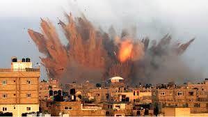 سعودی ها ۲غیر نظامی یمن را به خاک وخون کشیدند