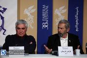 دلخوری حاتمی کیا از فضای نشست رسانه ای/ خداحافظی فرامرز قریبیان از سینمای ایران