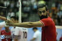 پخش زنده بازی والیبال ایران و مصر از شبکه سه سیما