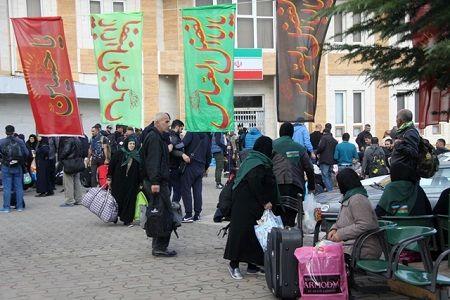 اعلام آمادگی ستاد اربعین آستارا برای پذیرش 12 هزار زائر خارجی