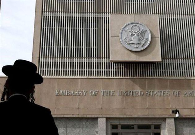 انتقال سفارت آمریکا از تل آویو به بیت المقدس در تاریخ 14 مه انجام خواهد گرفت