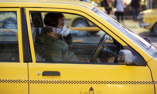 تشریح آخرین جزئیات تسهیلات اعطایی به رانندگان تاکسی در پی شیوع کرونا