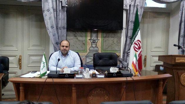 قرارداد آبنمای موزیکال بوستان ملت رشت  بررسی شد