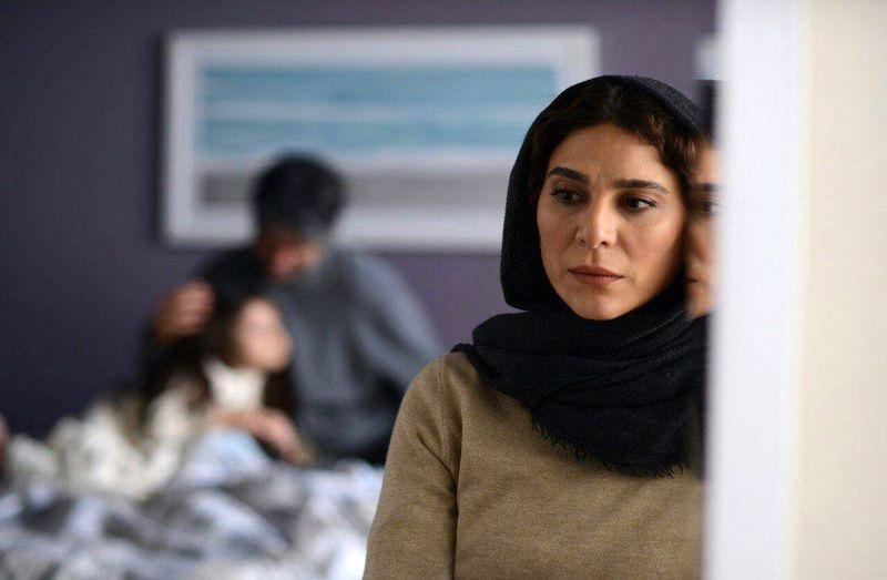 فیلمبرداری فیلم سینمایی خط فرضی در تهران