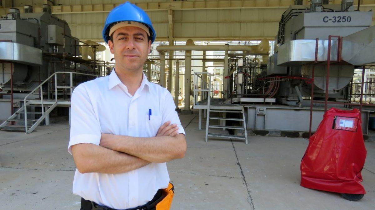 قابلیت اطمینان شبکه برق پالایشگاه گاز ایلام افزایش یافت