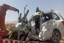 ۵ کشته و ۳۱مصدوم در تصادف زنجیرهای آزاد راه نطنز- کاشان